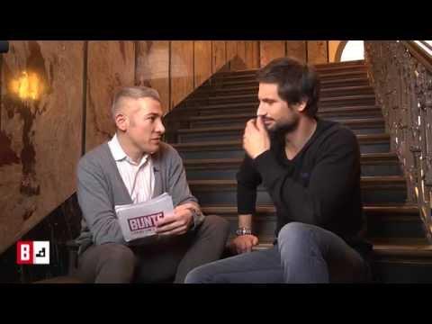 BUNTE TV - StarsonStairs: Tom Beck