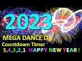 happy new year 2018 countdown