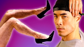 Download Youtube: The Try Guys Wear High Heels For A Night