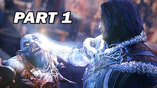 Nonton Middle Earth Shadow Of Mordor Walkthrough Part 1   The Black Hand Of Sauron  Pc 1080p Gameplay  Film Subtitle Indonesia Streaming Movie Download