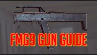 FMG9 GUN GUIDE! Battlefield Hardline.