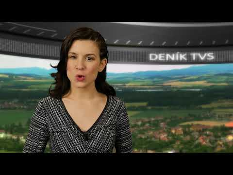 TVS: Deník TVS 16. 12. 2017