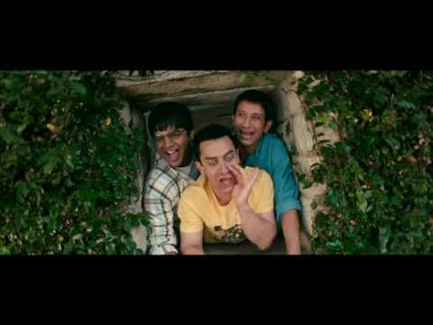 Aal Izz Well - 3 Idiots  [Full Song + Video] [HD]