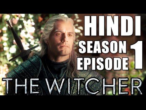 THE WITCHER Season 1 Episode 1 Explained in Hindi - NETFLIX