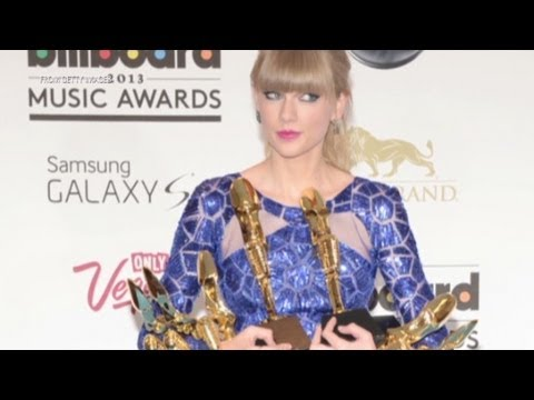 At - Taylor Swift is queen at the Billboard Awards,