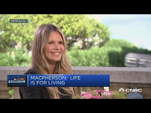 Wellness is foundation of my business, says Elle Macpherson | In The News