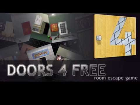 Video of DOORS 4 FREE - room escape -