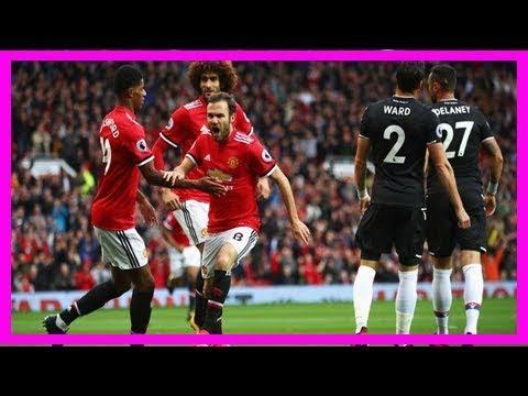 Man Utd vs Crystal Palace 4-0 All Goals & Highlights (30/09/2017) - PREMIER LEAGUE 201715