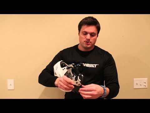 NoSweat DEMO -- Hockey Helmet