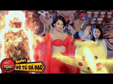 Bộ Tứ Bá Đạo Tập 12 - Điêu Thuyền Xuất Chiến - Triệu Hồi Pikachu