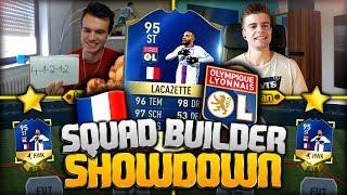 FIFA 17: 95 TOTS LACAZETTE SQUAD BUILDER SHOWDOWN 😱💥 Mp3