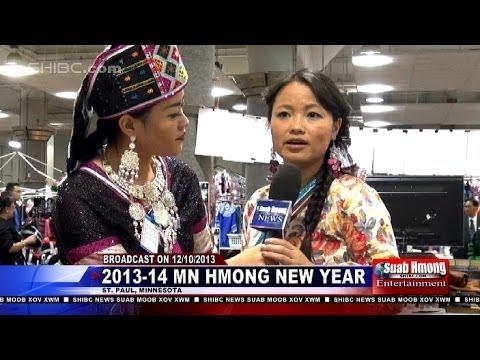"""Suab Hmong E-News:  Paj Ntsa Vaj with Ling Lee on her new movie title """"Tuag Hlub"""""""