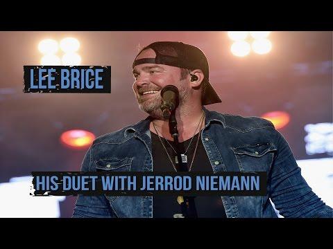 "Lee Brice Talks About ""A Little More Love"" With Jerrod Niemann"