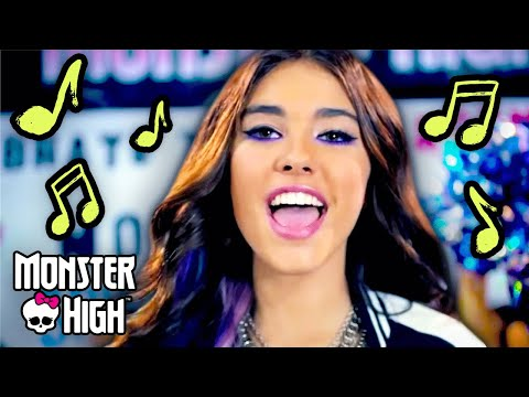 Monster High - We Are Monster High lyrics