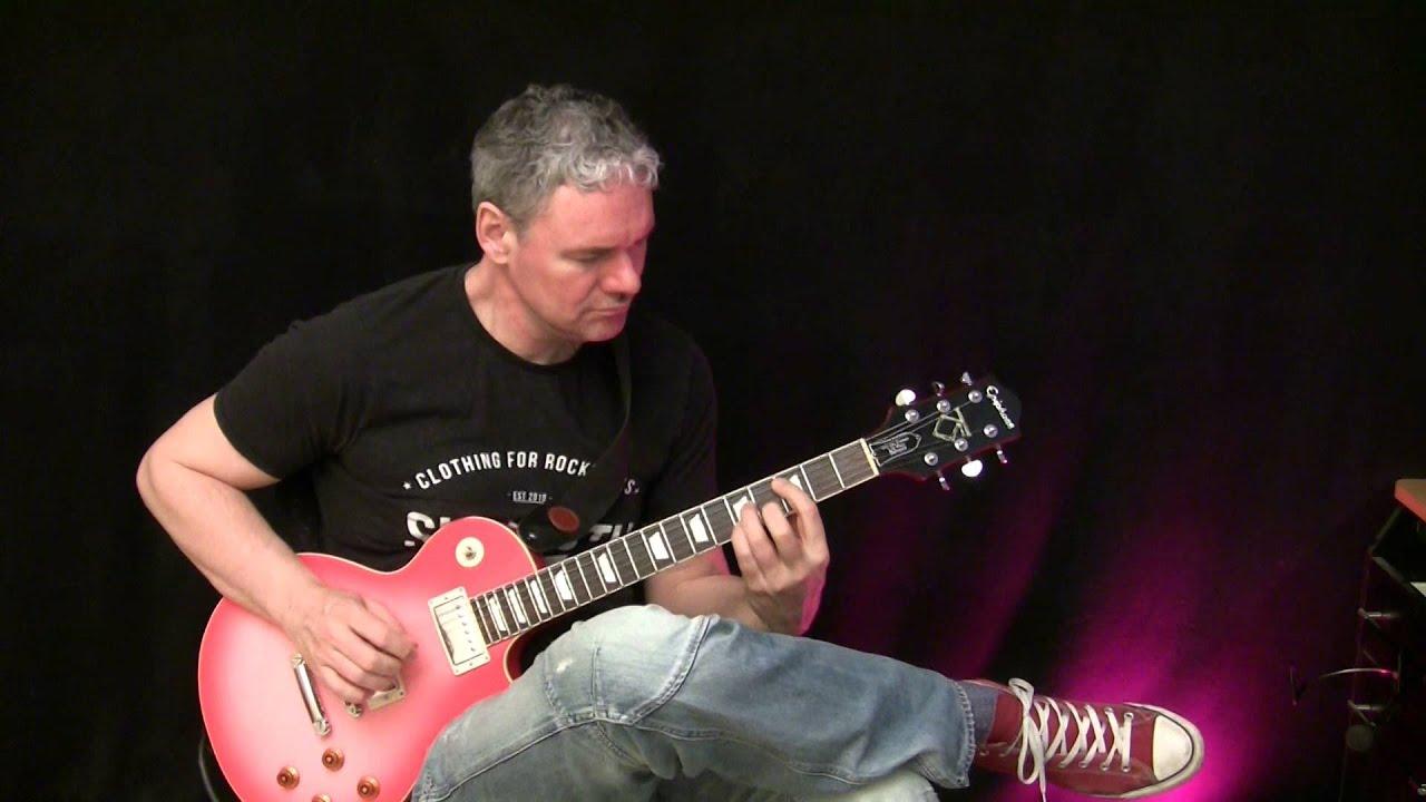 Guitar Lesson – Electric Flamenco
