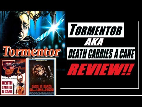 "Tormentor (1973) Review (aka ""Death Carries A Cane"")"