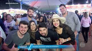 Visita Na Record - Facilpa Lençóis Paulista - 02/05/2021