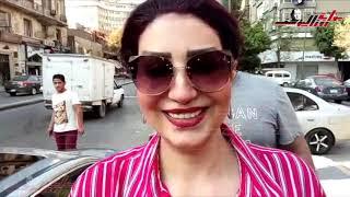 شاهد ماذا قالت وفاء عامر عن شباب مصر