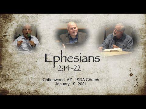 Ephesians 2 15-22
