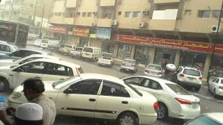 Al Hofuf Saudi Arabia  City new picture : Ice rain saudi arabia hofuf