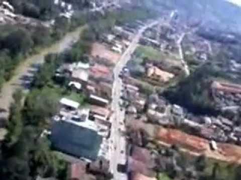 Uma voltinha em Rio do Sul SC de helicoptero IV