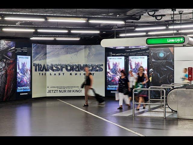Transformers sind in Wien gelandet!