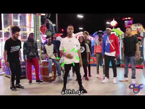 Travis Scott - Butterfly Effect (Dance Video) Shot by @chi.qc