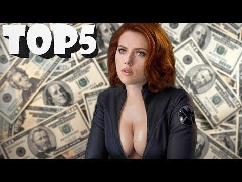 #TOP5 LEGTÖBB pénzt termelő film 💵💰