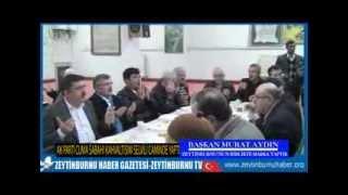 Ak Parti Cuma Sabahı Kahvaltı Programı Selvili Caminde
