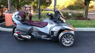 6. 2014 Can Am Spyder RT Limited SE6 For Sale