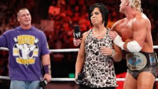 Video Raw: John Cena confronts Dolph Ziggler & Vickie Guerrero MP3, 3GP, MP4, WEBM, AVI, FLV Juni 2019
