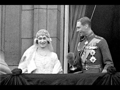The Queen Mother&#39;s Wedding