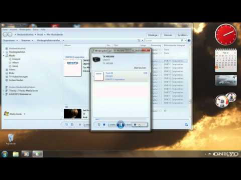 comment regler windows media player