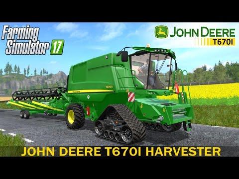 John Deere T660i/670i v2.0
