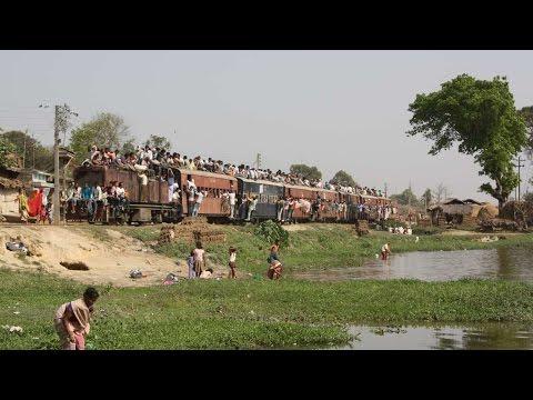 Indien: Per Bahn zu Shiva und Buddha - eine Reise v ...