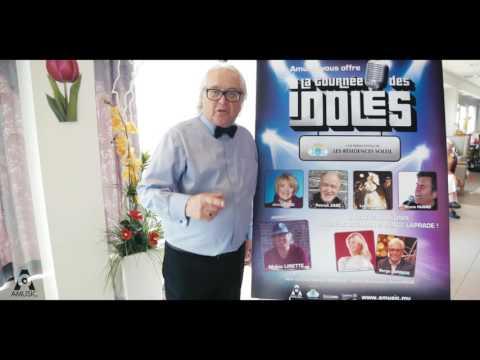 La Tournée des idoles 2 - pub