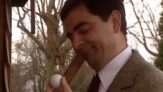 MrBean - Mr Bean - Crazy Golf