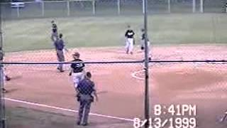 1999     ISC Don's Pioneer VS Toronto Gators Pitching Larry Lagerhausen VS Brad Baker