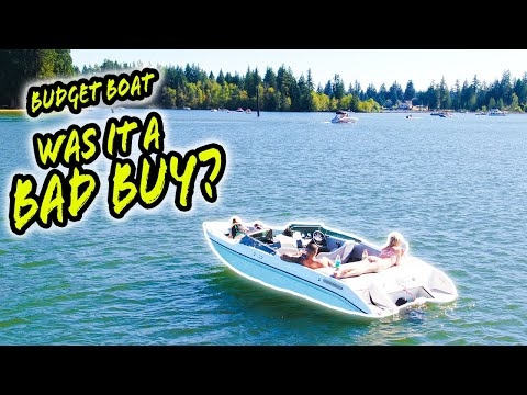 Buying my FIRST BOAT! Boating on a Budget!