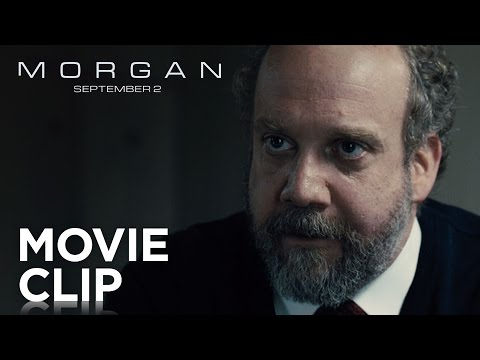 Morgan (Clip 'What Would You Do?')