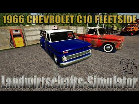 1966 Chevrolet C10 Fleetside v1.0.0.0