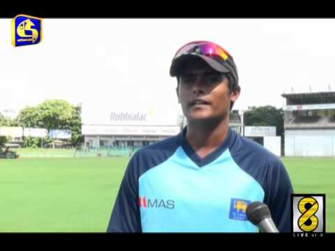 Ruhuna vs Leicestershire -  CLT20  Highlights