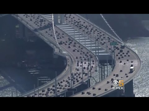 Measure To Increase Bay Area Bridge Tolls Passes; Some Find It Unfair