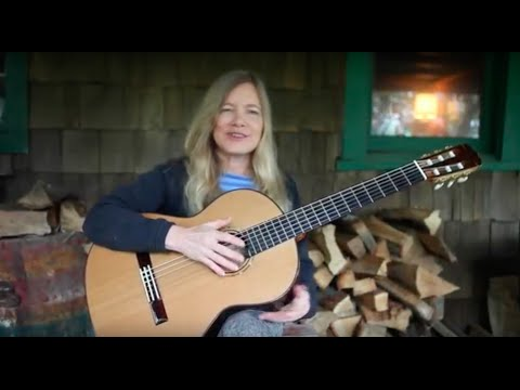Muriel Anderson - Changing Nylon Strings