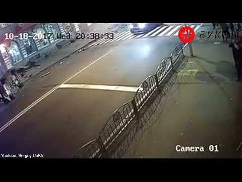 В Харькове Lexus въехал в толпу людей: не менее 5 погибших: ...