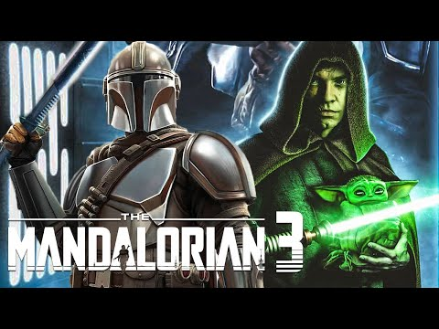 The Mandalorian Season 3 TOP 10 WTF Predictions and Star Wars Easter Eggs