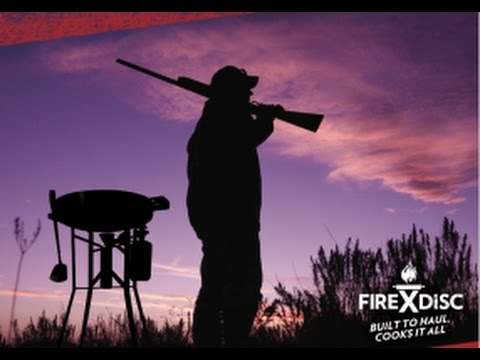 FireDisc® Cookers Fall TV Commercial - Built To Haul, Cooks It All®