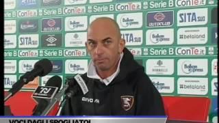 INTERVISTA ALBERTO BOLLINI DOPO GARA BARI-SALERNITANA