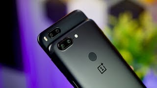 OnePlus 5T vs Xiaomi Mi A1 Camera Comparison