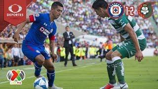 Video Resumen Cruz Azul 1 - 2 Santos | Clausura 2019 - J7 | Televisa Deportes MP3, 3GP, MP4, WEBM, AVI, FLV Februari 2019